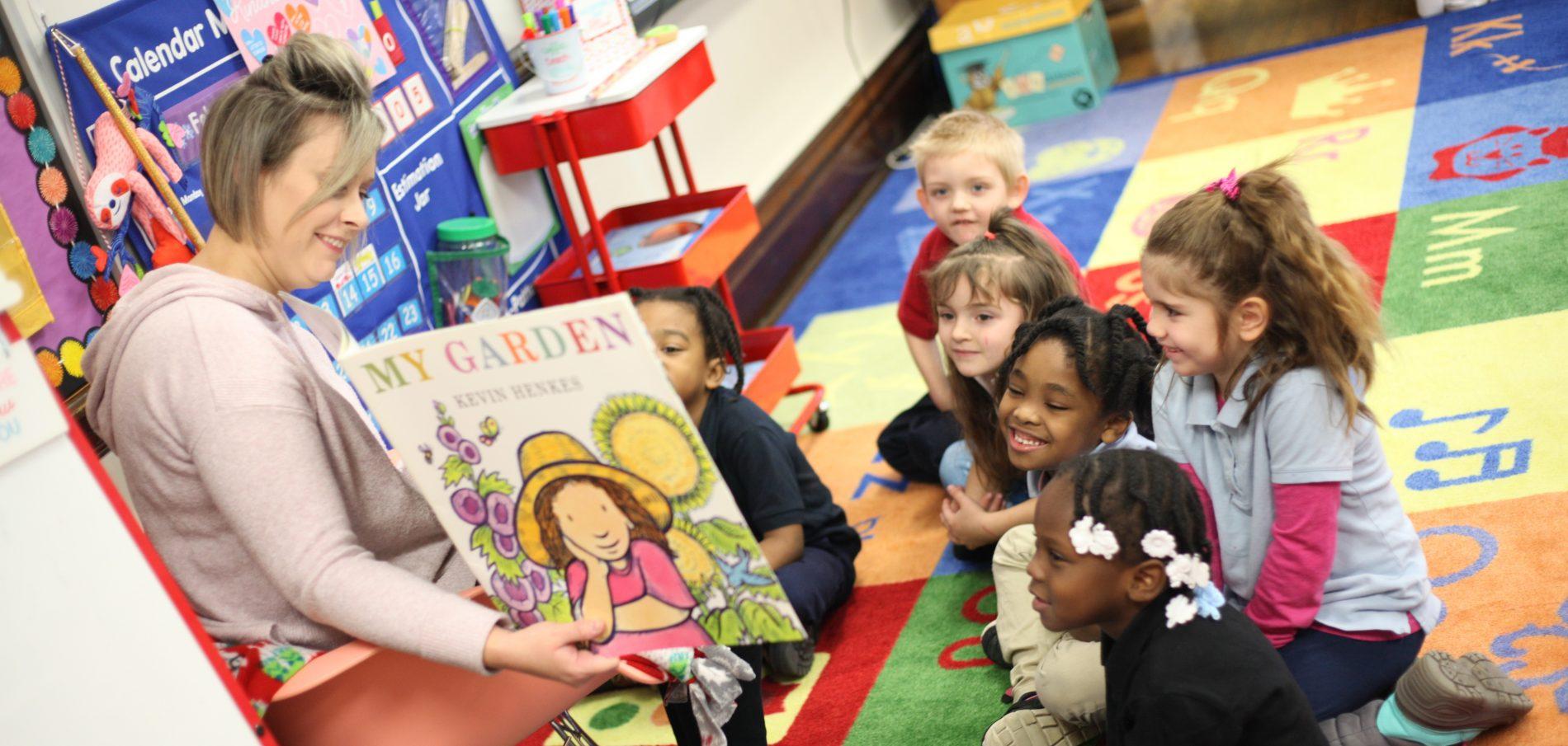 K 8 Community School of Choice   Lincoln Park Academy